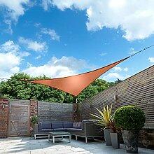 Kookaburra Wasserdichtes Terrakotta-Sonnensegel