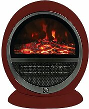 Kooper 2406477 Thermo-Ventilator Kamineffekt 1500 W rot, ro