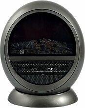 Kooper 2406854 Thermo-Ventilator Kamineffekt 1500 W grau, Grau