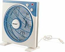 Kooper elektrischer Ventilator, Größe: 37x