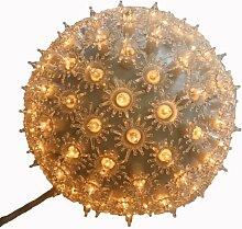 Koopman International AXX200010 Dekokugel, mit 50 Lampen, ø ca. 12 cm