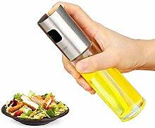 Koopower 100ml Öl Sprühflasche, Olivenöl