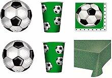 koordinierten Kinder Sport Fußball-Geburtstag