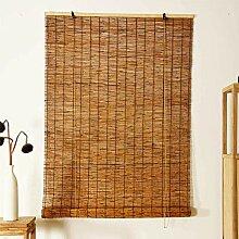 Koovin Bambus Raffrollo-Rollläden aus
