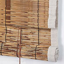 Koovin Bambusrollo, Reed-Rollos, natürlicher
