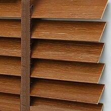 Koovin Jalousien bambusrollo Sichtschutz Fenster