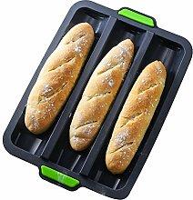 Koowaa French Bread Backblech Antihaft French