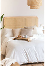 Kopfteil für 135 cm Bett in Reyna Colors Wood