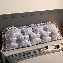 Kopfteilkissen Bedside soft package Baumwolle Bett