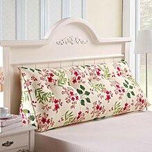 Kopfteilkissen Bedside soft package Bett langes