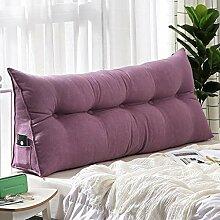 Kopfteilkissen Bedside soft package Einfaches Bett