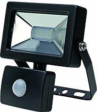 Kopp 216610011 LED Wandfluter mit Bewegungsmelder,