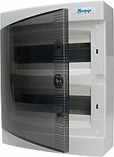 Kopp 350912048 Aufputz-Verteilerkasten mit Tür