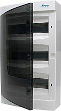 Kopp 350913049 Aufputz-Verteilerkasten mit Tür