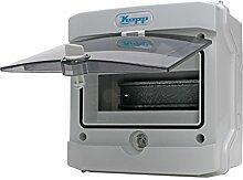 Kopp 353854000 Aufputz-Feuchtraum-Verteiler mit