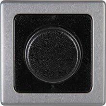 Kopp 493320180 Druck-Wechsel-Dimmerabdeckung,