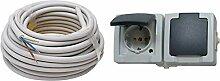 Kopp Mantel-Leitung 3 adrig, NYM-J 3x1.5 mm²
