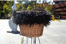 Korb aus Korbgeflecht Bikes Bazaar