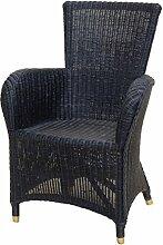 korb.outlet Bequemer Esszimmer-Sessel mit Hoher
