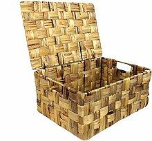 Korb Schrankkorb Regalkorb Kiste Ausbewahrungskorb