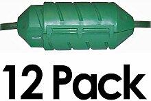 Kordel Connect 60sec Kordel Lock 12 Pack grün