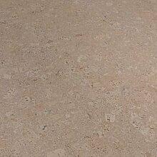 Korkboden Fertigparkett Design coloriert lackiert Klicksystem 10,5mm Sinai CorCasa warmer Kork Bodenbelag Klick