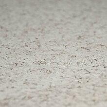 Korkboden Fertigparkett Design strukturiert weiß lackiert Klicksystem 10,5mm Tanami CorCasa warmer Kork Bodenbelag Klick