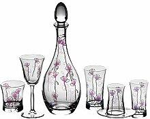 Korkmaz | 37 Teilig | Trinkglas-Set | Glas-Set |