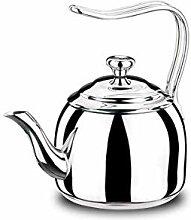 Korkmaz Hochwertige Teekanne Droppa