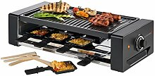 Korona 45070 Raclette Grill für 8 Personen I