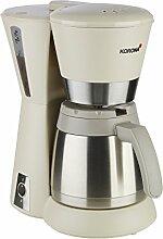 Korona – Kaffeeautomat 10225 I 1 Liter I 8 Tassen I 800 W I Sand-Grau