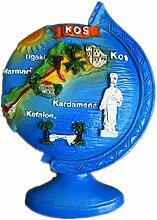 Kos Insel Griechenland 3D Kühlschrank