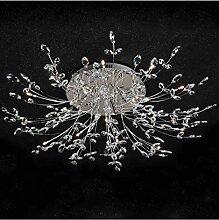 KosiLicht - Große Küchenlampe aus Kristall 98 cm