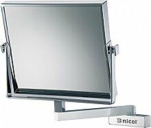 Kosmetikspiegel FRAUKE Wandspiegel Badspiegel