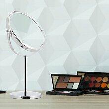 Kosmetikspiegel Mit 10-Fach Vergrößerung