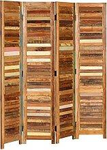 Kosoree Raumteiler Altholz Massiv Trennwand