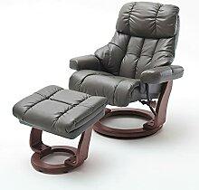 Kosoree Relaxsessel Leder Schlamm Fernsehsessel