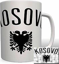 Kosovo Adler - Tasse Becher Kaffee #2134