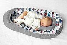 KosPu Multifunktionale Kuschelnest Babynest Kokon