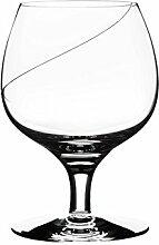 Kosta Boda Line Clear Cognac 25 Cl