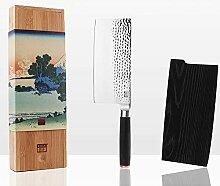 KOTAI | chinesisches Hackbeil-Messer mit Griff aus