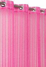 Kotibe Marien Duschvorhang aus flauschigem, Acryl,