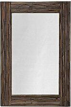 Kouboo rechteckig Rattan Wandspiegel,