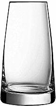 Kouintl Einfache Glasvase Dekoration Glasvase