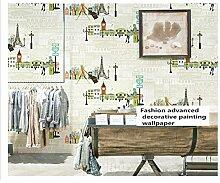 KOUYM Moderne Mode Persönlichkeit Kinderzimmer