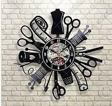 Kovides Geschenkidee für Mama Moderne Uhr Nähen