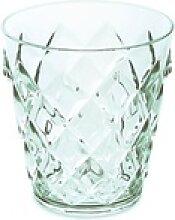 KOZIOL Becher Crystal S Transparent Jade,