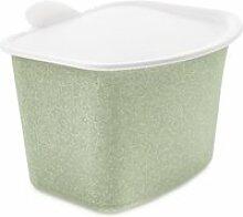 Koziol - Bibo Bio Abfall Behälter, organic green