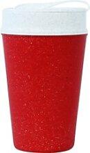 KOZIOL Coffee-to-go-Becher ISO TO GO, Kunststoff,
