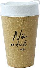 KOZIOL Coffee-to-go-Becher ISO TO GO NÖ, (1